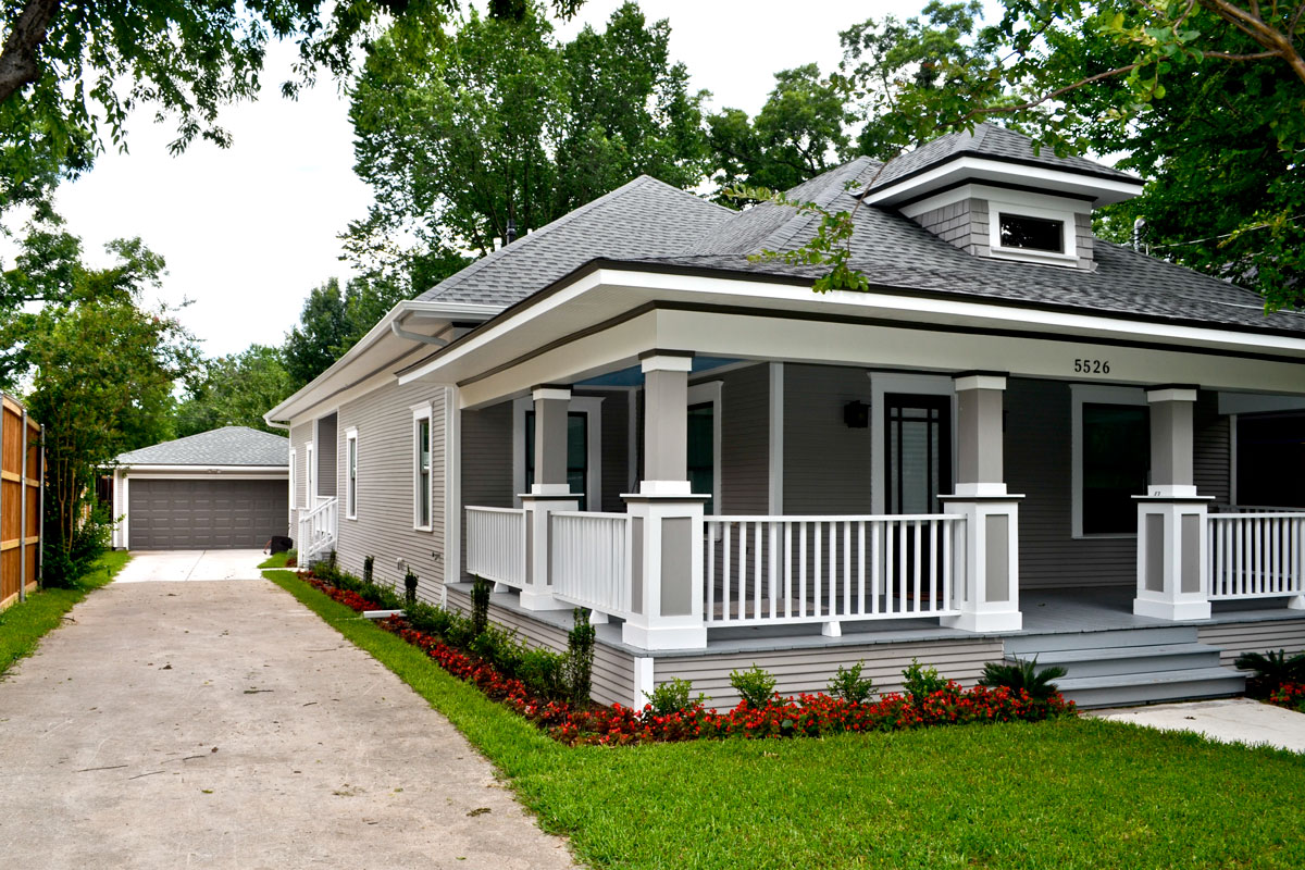 Historic Restoration After Before Texas Best House Plans By