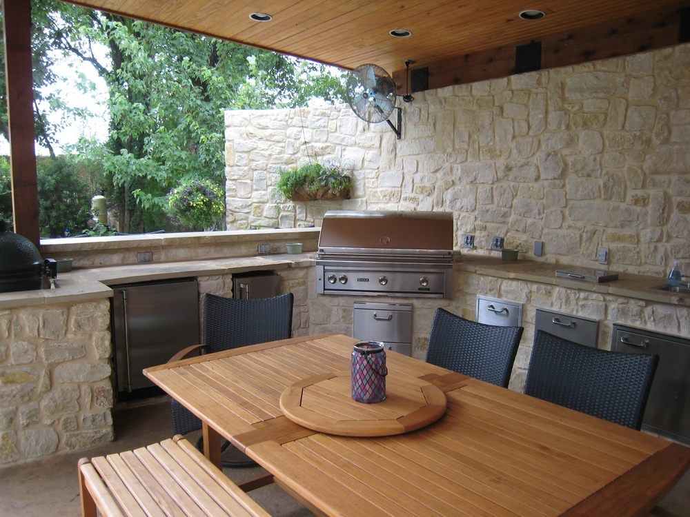 Best Outdoor Living Spaces outdoor living spaces : texas best house planscreative architects