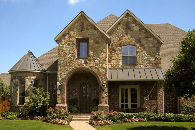 Single Family Homes : Texas Best House Plans by Creative Architects