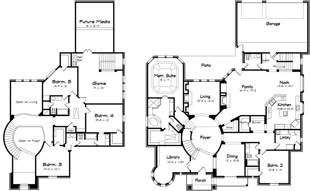 Wallasey Texas Best House Plans By Creative Architects