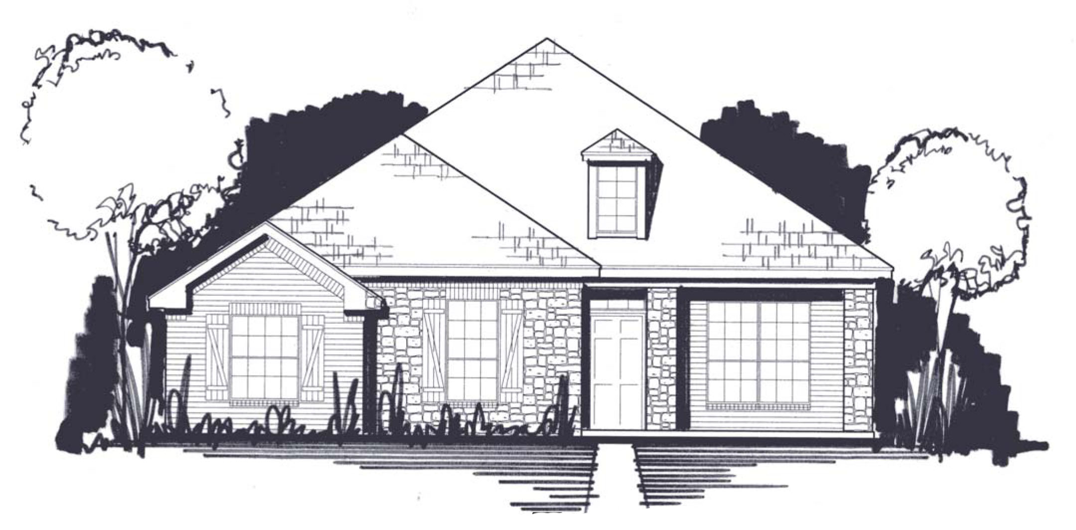 Hillside Texas Best House Plans By Creative Architects