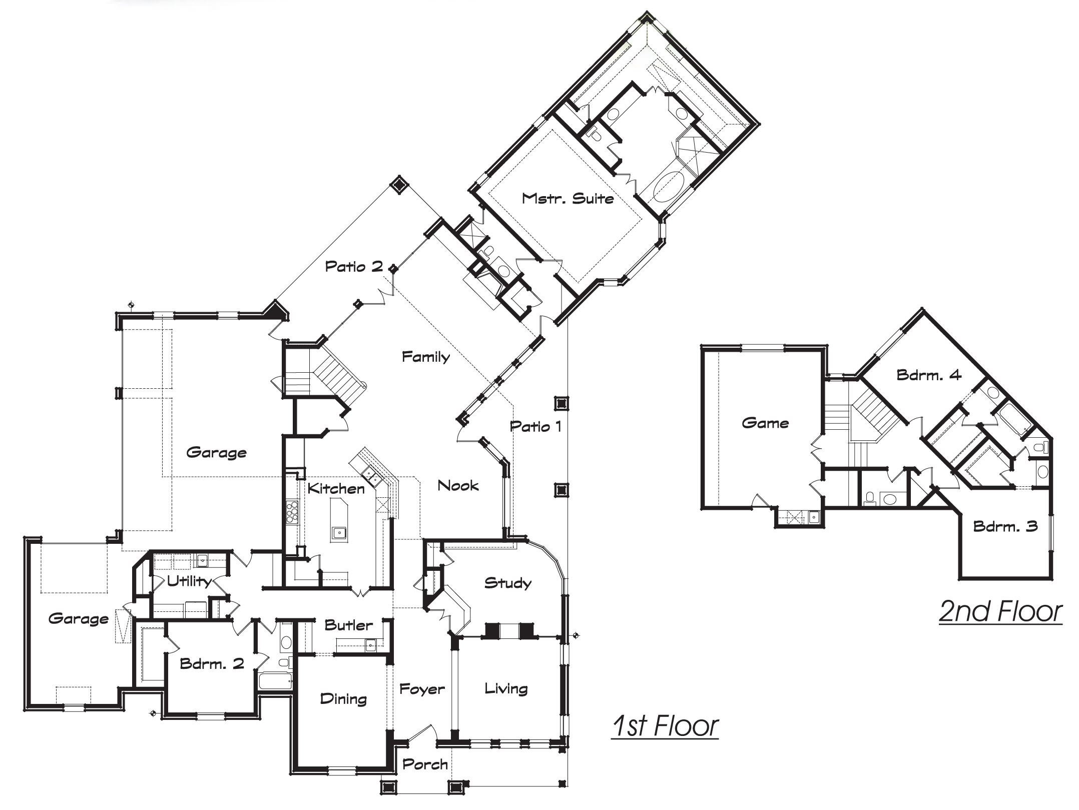 Fantasy Style House Plans House Plans