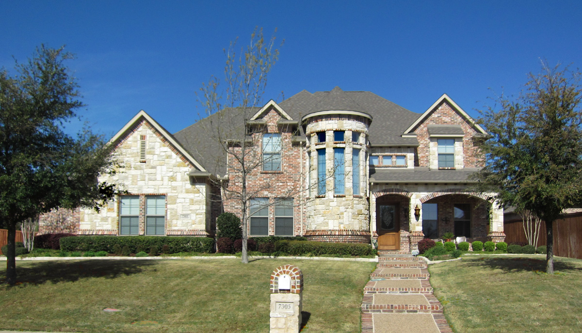 Langstone texas best house plans by creative architects for Texas stone house plans